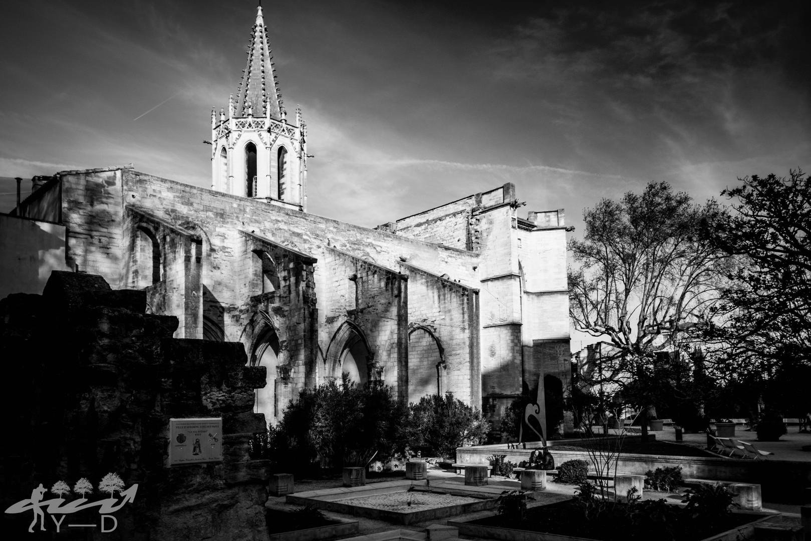 Temple Saint Martial, Avignon, Wallophoto 2019