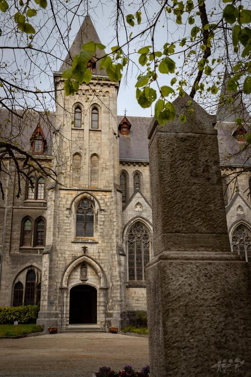 Abbaye de Maredret, Wallonie, Wallophoto, mai 2021