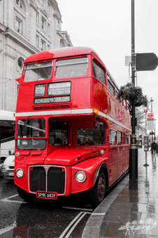 Imperial bus, London, wallophoto 2018