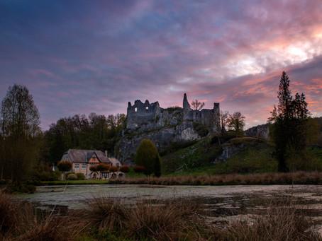 Montaigle, Montquintin et Lavaux Ste-Anne, 3 châteaux d'exception au cœur de la Wallonie