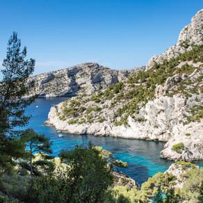 Les calanques de Marseille - Sugiton et Morgiou