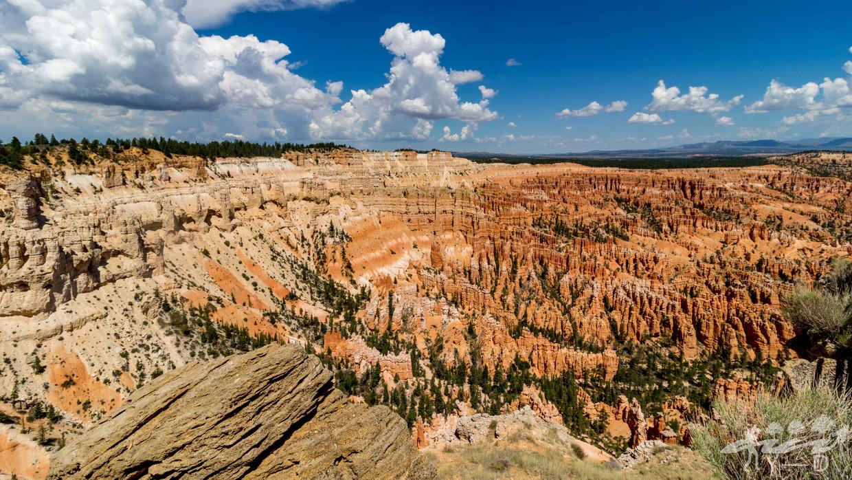 Bryce canyon, photographie de paysage