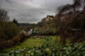 Jardins suspendus de Thuin, photogrphie de paysage Thuin