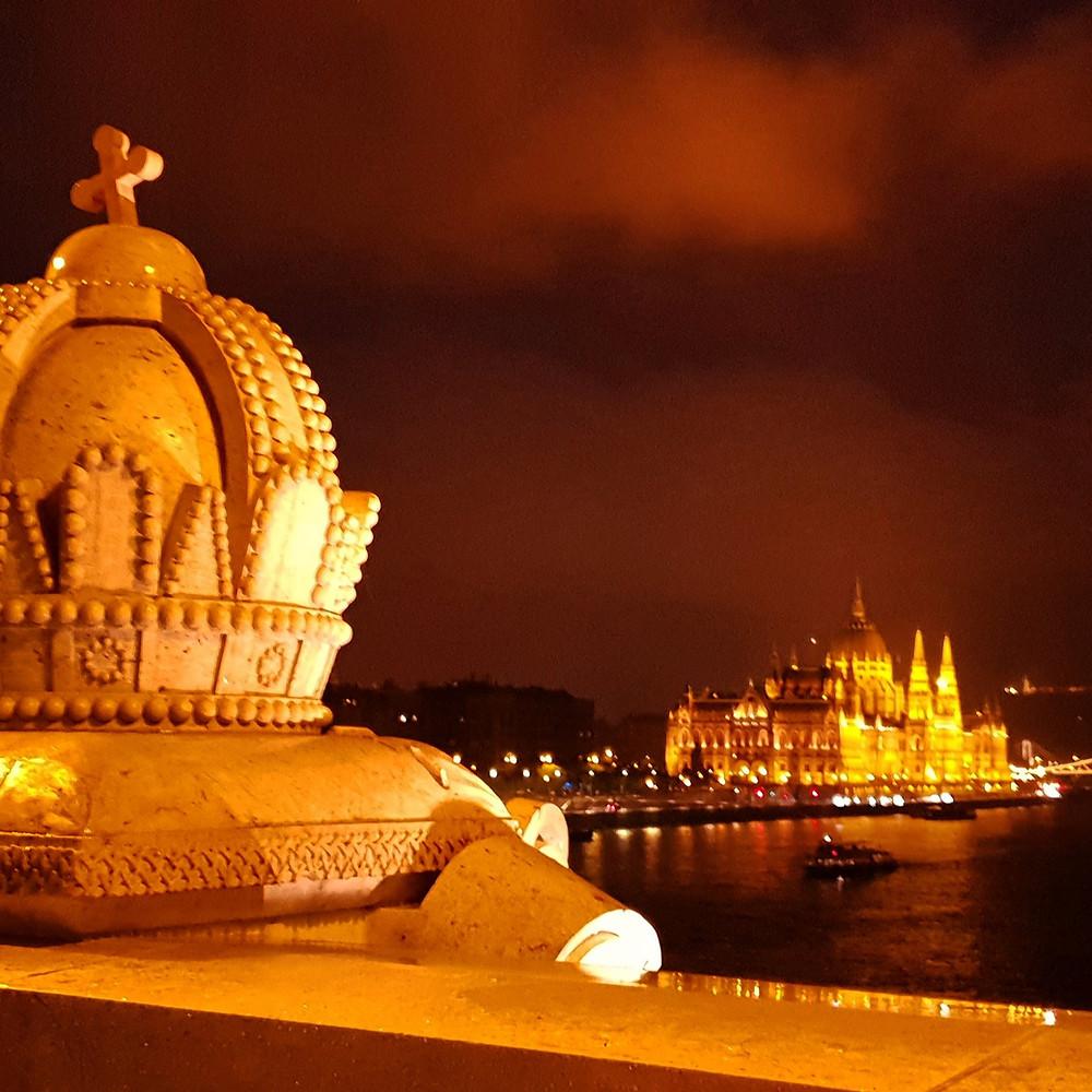 Budapest by night, Budapest, Wallophoto, Pont Elisabeth, parlement de budapest, parlement de Budapest by night