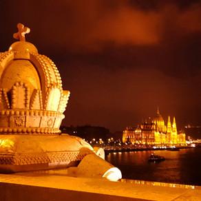Budapest ville de lumière
