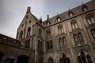 Abbaye des saints Jean et Scolastique