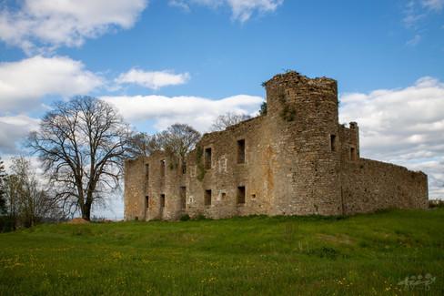 Château fort de Montquintin, Wallophoto, mai 2021