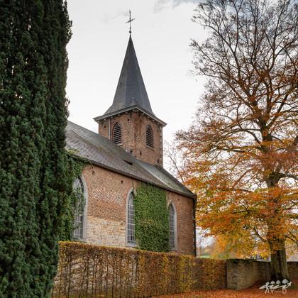 Eglise Saint-Antoine d'Annevoie-Rouillon