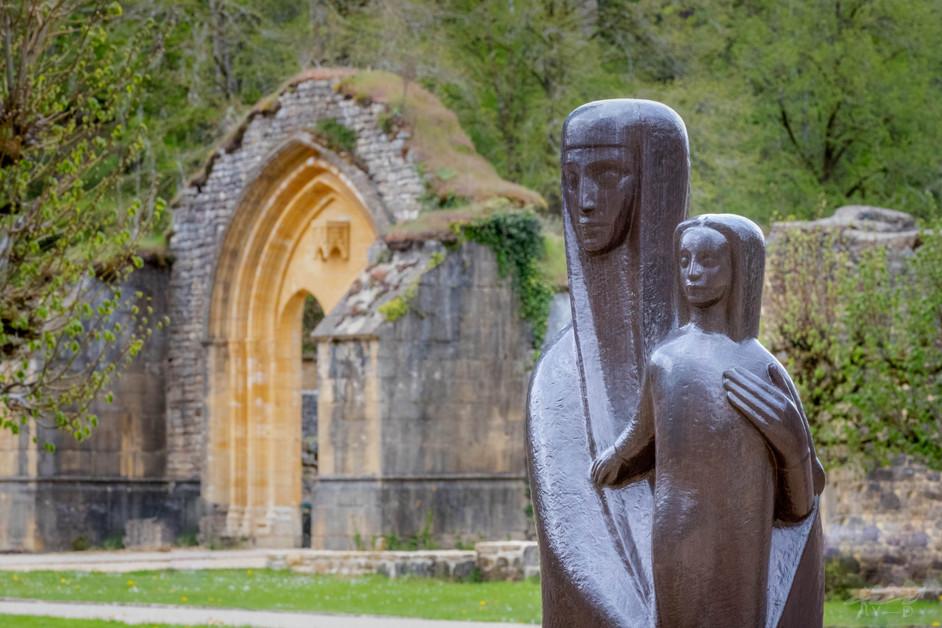 Abbaye d'Orval, Wallophoto, mai 2021