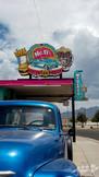 Dinners Kingman, route 66, Arizona, Etats-Unis