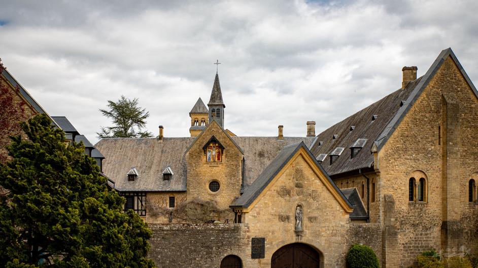 Abbaye d'Orval, Wallophoto, mai 2021Abbaye d'Orval, Wallophoto, mai 2021
