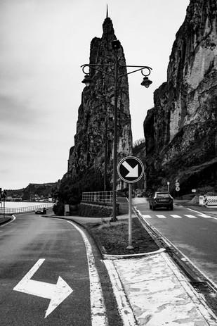 Le rocher Bayard