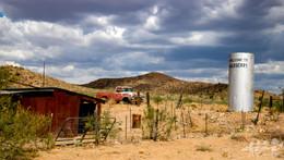 Hackberry, Route 66, Arizona, Etats-Unis