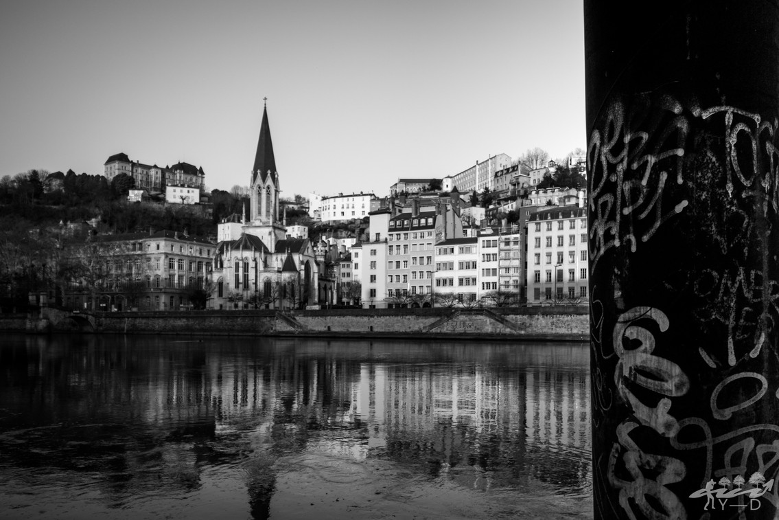 Eglise Saint-Georges, Lyon, Wallophoto