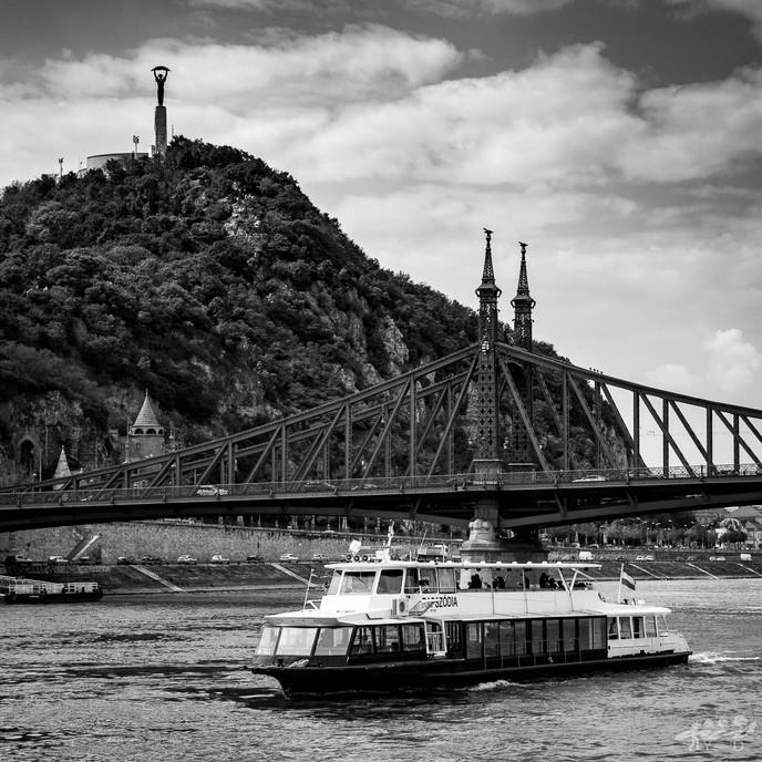 Pont de la liberté, Budapest