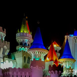 Las-Vegas by night, photographie