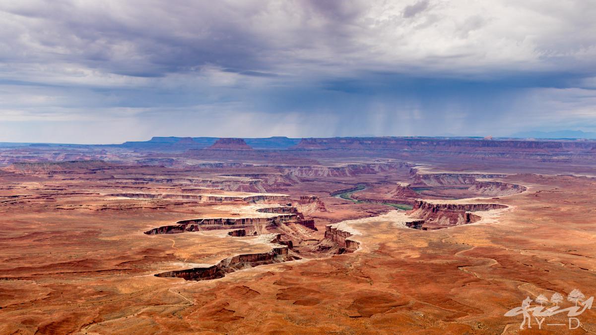Canyonlands, photographie de paysage