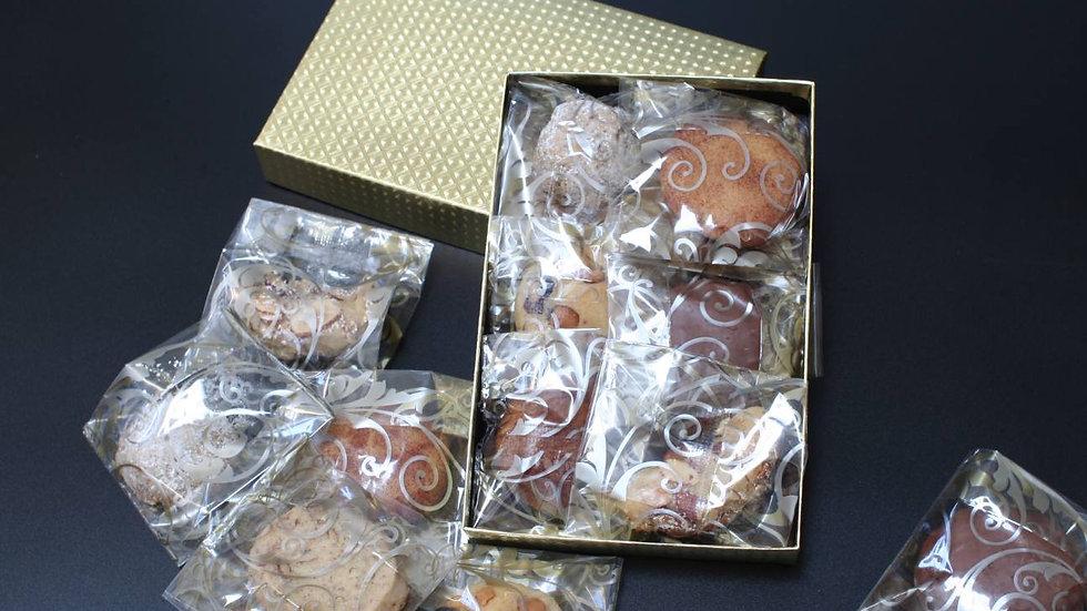 Keto Cookie Sampler, Low carb