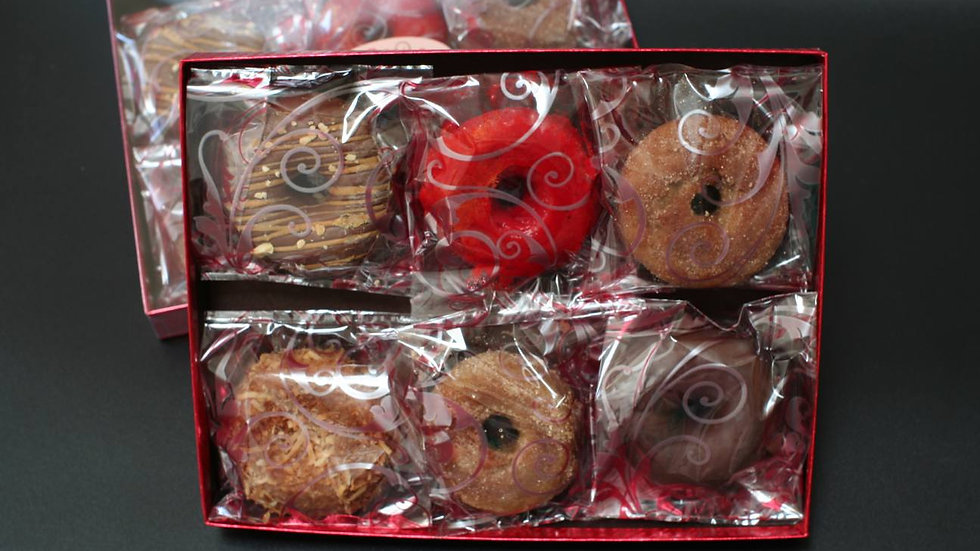 Keto Donut Sampler, Low carb, Diabetic friendly