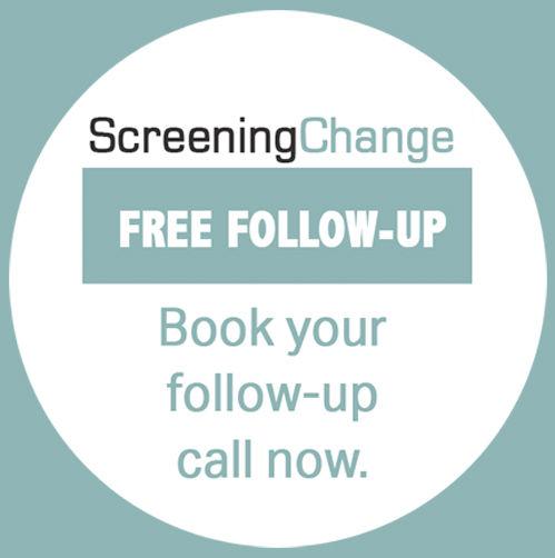 Screening Change Follow-up
