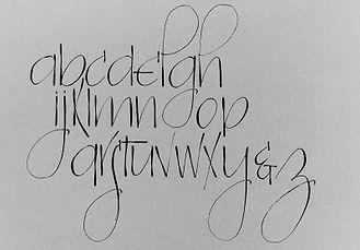 weaver font
