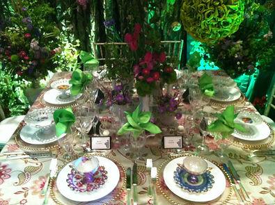 Featuring JMT Designed /Enchated Florist Centerpiece