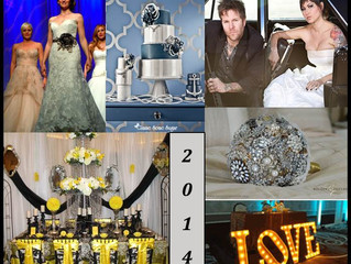 Wedding Trends of 2014 - 2015