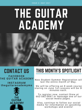 The Guitar Academy Newsletter May.png