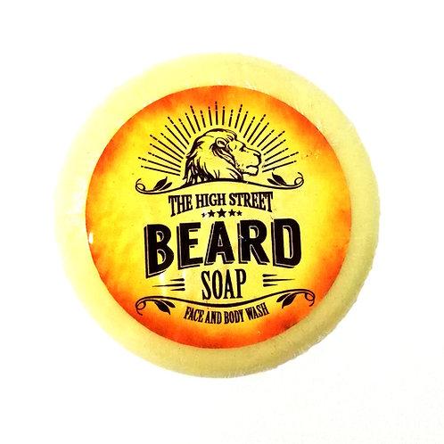 High Street Beard Soap