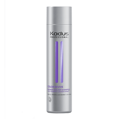 Kadus Colour Revive Blonde & Silver Shampoo