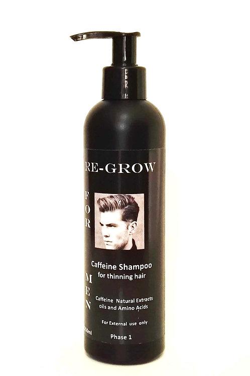 Hair Fantastique Re-Grow Shampoo (Men)