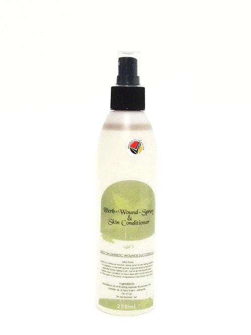 Herb Hair Wound Spray