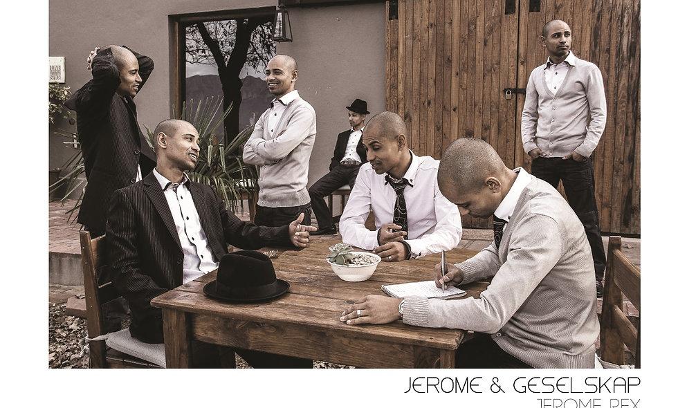 Jerome en Geskelskap