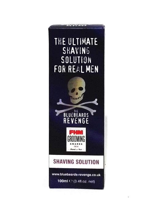 Blue Beard Shaving Solution