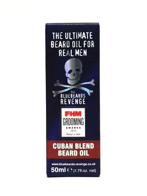 Blue Beard Cuban Blend Beard Oil
