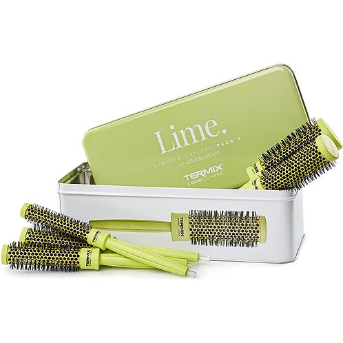 Termix Professional Brush Set [Lime]