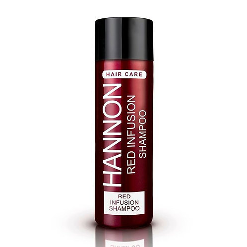 Hannon Colour Infusion Red