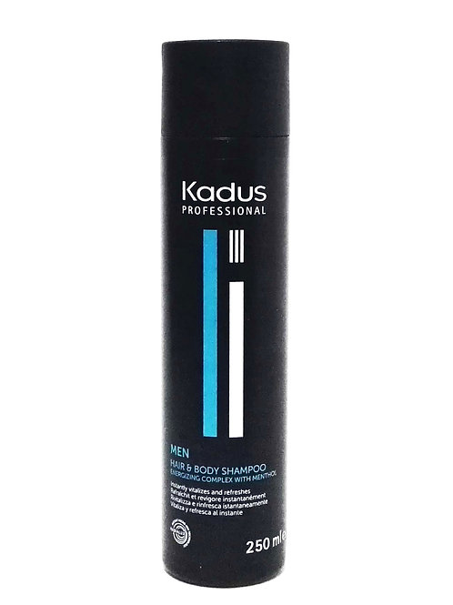Kadus Mens Hair and Body Shampoo