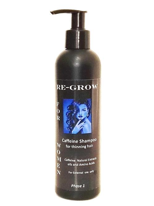 Hair Fantastique Re-Grow Shampoo (Women)