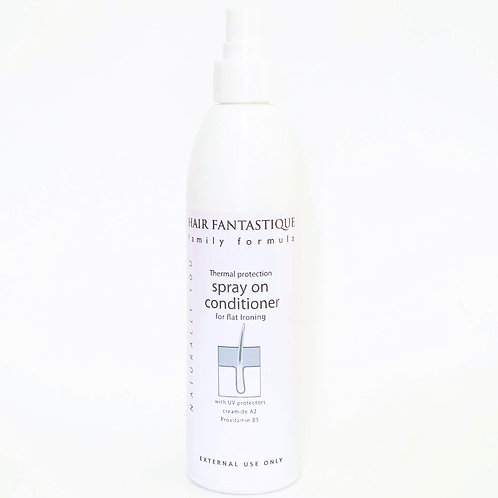 Hair Fantastique Thermal Protection Spray on Conditioner