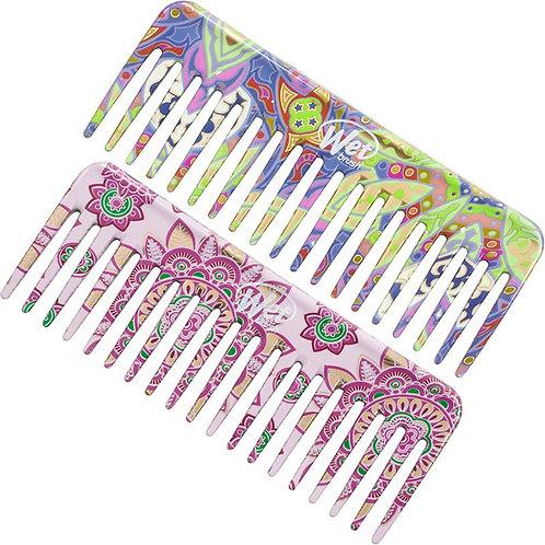 Wet Brush Detangling Combs
