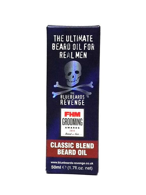 Blue Beard Classic Blend Beard Oil