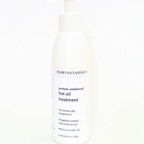 Hair Fantastique Protein Reinforced Hot Oil Treatment
