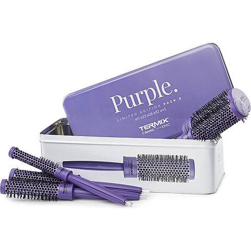 Termix Professional Brush Set [Purple]