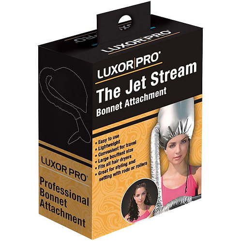 Nylon Bonnet [Jet Stream]
