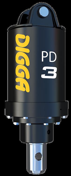 Digga PD-3 Auger Drive (45-75lpm)