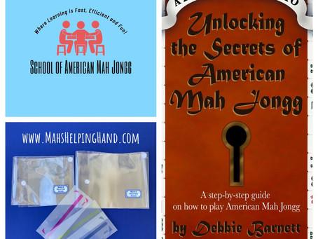 Mah Jongg Teachers - Quick Read! My Q&A with Debbie Barnett