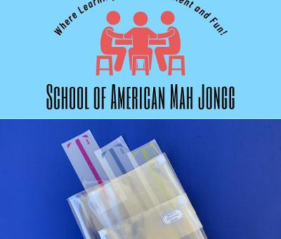 MJ Teachers are Teaching Online and Using Mah Jongg Highlighters.