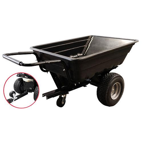 Trailer / Poly Garden Cart Wide Wheel