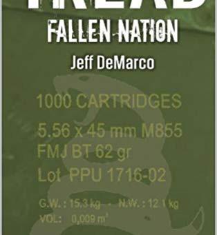 Author Interview! Jeff DeMarco